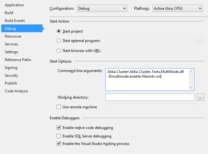 Visual Studio ProTip: Copying Binaries on Pre and Post-Build