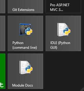 How to Setup a Proper Python Environment on Windows – Aaronontheweb